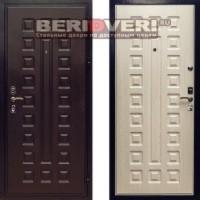 Металлическая дверь Art-Lock-4G CISA Беленый дуб