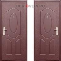Металлическая дверь Снедо эконом Е40М техническая